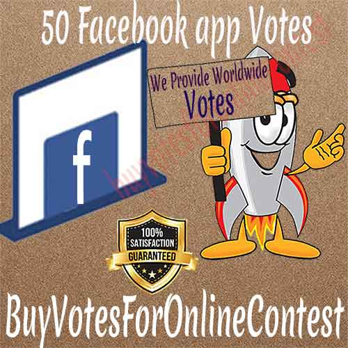 Buy Facebook Votes