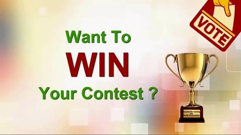 How To Win Any Online Contest